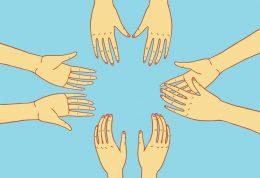 9 چیز که دست راست یا چپتان در مورد شما می گویند