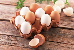 ارزش غذایی زرده و سفیده تخم مرغ