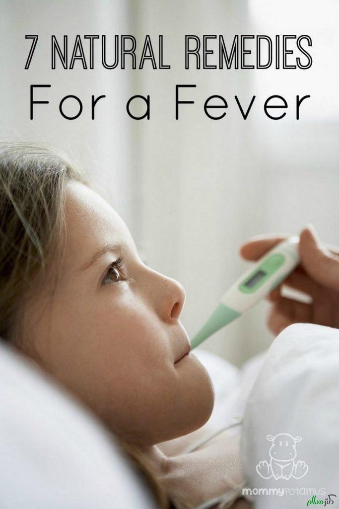 ترفندهای آسان برای رفع تب