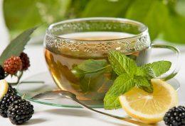 چای سبز و زردچوبه،2 گیاه دارویی ضد سرطان