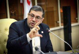 اظهار نظر رئیس جمعیت هلالاحمر در خصوص حادثه پلاسکو