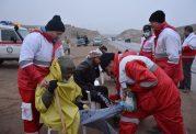 بررسی سلامت روحی و جسمی امدادگران و نجاتگران