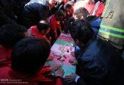 پیکر شهدای آتشنشان در بهشت زهرا (س) آرام گرفت