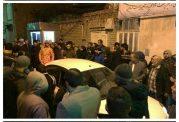 گزارش تصویری از حسینیه جماران در لحظاتی پیش