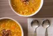 روش تهیه سوپ یا آش مغذی