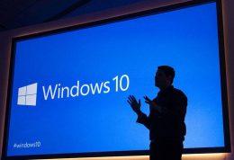 نسخه جدید ویندوز 10 در حال به روز رسانی