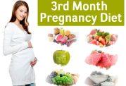 درمان های تغذیه ای برای رایج ترین مشکلات ماه سوم بارداری