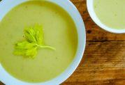 مزایای مصرف سوپ کرفس