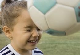 خطرات آسیب دیدگی سر اطفال