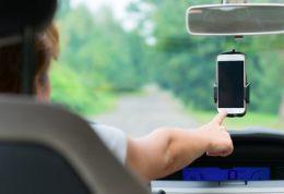 اپلیکیشن جدید برای رانندگی ایمن