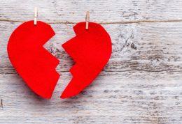 قلب شکسته را دریابید
