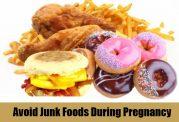 ممنوعیت های غذایی ماه چهارم بارداری