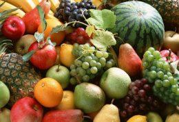 مقابله با بیماری ها با میوه های مختلف