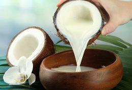 کالری و ارزش تغذیه ای شیر نارگیل
