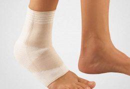 آسیب دیدگی مچ پا چگونه درمان میشود؟