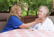 رژیم درمانی و دیسفاژی