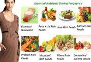 اصول تغذیه ای ماه هفتم بارداری