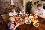 مصرف غذا باید چگونه باشد تا مریض نشویم؟
