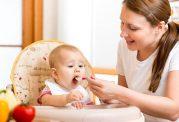 بالا بردن توان تغذیه ای کودک