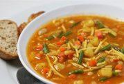 آیا میتوان با سوپ خوردن لاغر شد؟