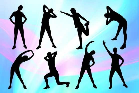 حتی میزان کم ورزش هم به بدن کمک میکند