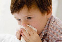 محافظت از کودکان در برابر ویروس های بهاری