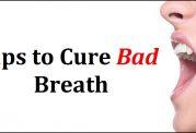 خلاصی از بوی بد دهان