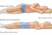 تاثیرات منفی خوابیدن نادرست بر مفاصل