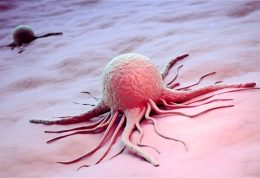 ایجاد سلولهای سرطانی در بدن
