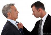 هنگام عصبانی شدن مراقب رفتارهایتان باشید