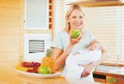 منابع تغذیه ای مهم برای زنان شیرده