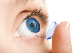 لنزهای زیبایی یا دشمنان بینایی