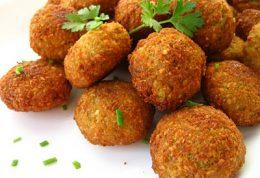 بهترین دستور پخت فلافل لبنانی