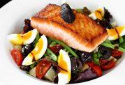برنامه غذایی پرکالری و سرشار از پروتئین
