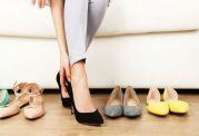 پوشیدن کدام کفش ها باعث بروز کمردرد می گردد