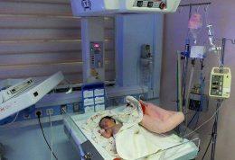 تولد دومین نوزاد فریزر شده در اصفهان