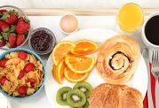۷ روز چالش رژیم برای صرف صبحانه