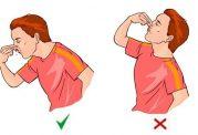 هشدارهای مختلف خونریزی بینی برای بدن
