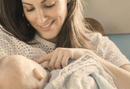 آسیب دیدگی سینه مادر در دوران شیردهی