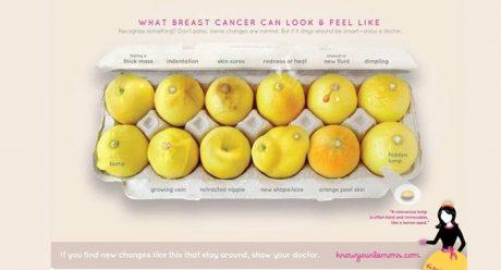 هشدارهای خطرناک برای سرطان در سینه