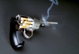 کشندگی و مرگ آور بودن سیگار، حتی روزانه یک عدد