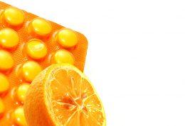 تولید ژل ترمیم کننده زخم با ویتامین سی