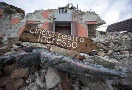 میزان خسارت ناشی از زلزله در ایتالیا