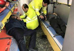 خدمات امدادی و درمانی به 421 شهروند در راهپیمایی 22 بهمن
