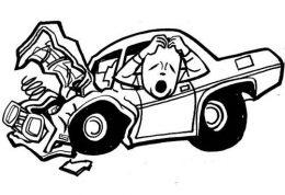 آسیب رسیدن به خودروی شما با این 10 عادت بد