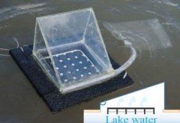 تصفیه آب به وسیله مخازن خورشیدی
