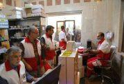 افتتاح کلینیک تخصصی هلال احمر در کربلا