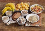 فواید مواد غذایی حاوی نشاسته برای سلامت