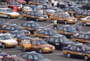 تاکسی الکتریکی راهکار جدید چین برای مقابله با آلودگی هوا