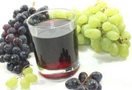 آب انگور و ویژگی های آن